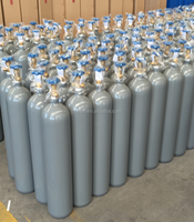 en1964-1 standard seamless steel gas cylinder with OMIC inspection CNG gas cylinder