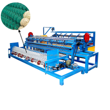 New design Semi Automatic Chain Link Fence Machine With Good Quality