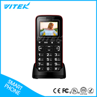 Mini GPS Senior Low Cost Mobile Cell Phone