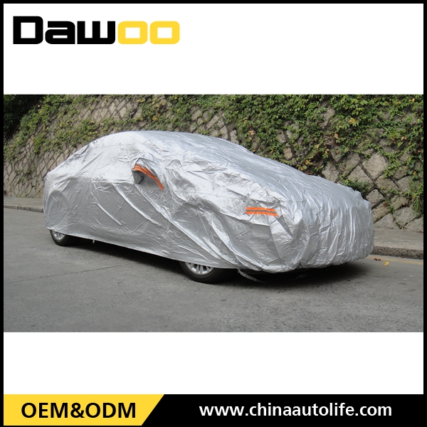 China manufacturer made cheap and quality car covers for sun