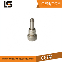 china supplier customized small metal parts cnc machining costs