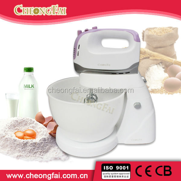 CHEONGFAI BEST SELLING 5 SPEEDS STAND MIXER