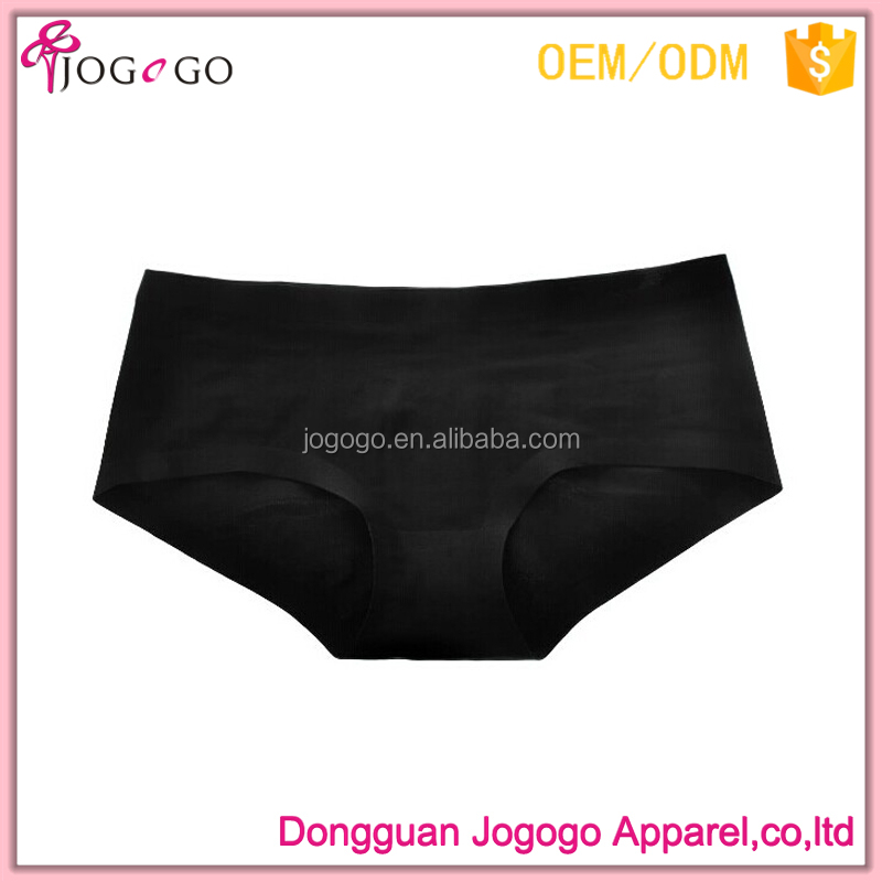 Professional Seamless Panties Manufuctures Beautiful Women Underwear Cotton Ladies High Cut Brief