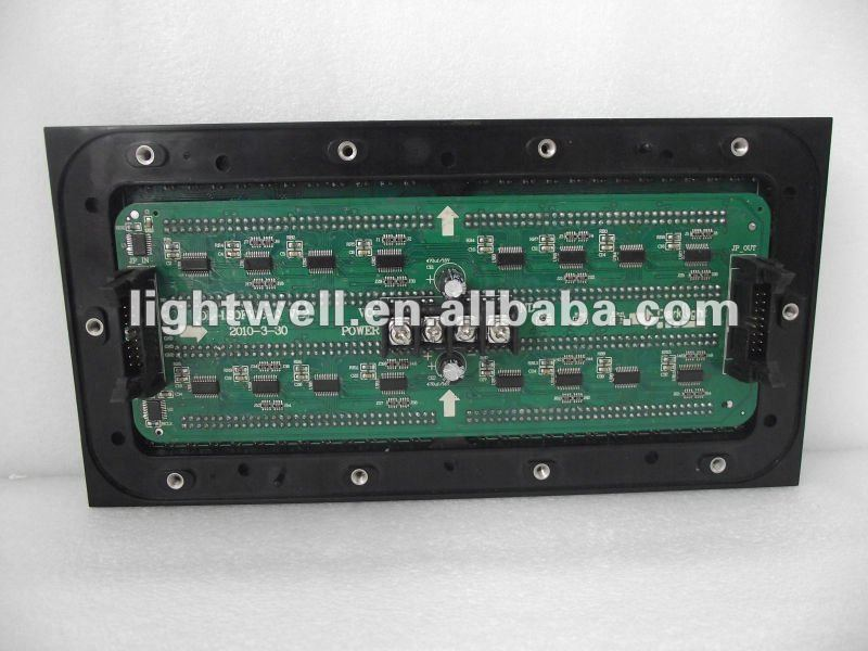 China Shenzhen LED supplier------Best price MBI full color outdoor p16 led display module