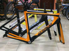 2015 Draco Latest Model Carbon Fiber Road Bike, Light Frame,Inner Cable