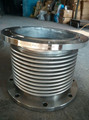 axial bellows expansion joints for pipe fitting