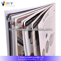 Factory Supply Catalogue with Full Color Printing