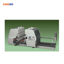 High Configuration Wood Cutting Double End Saw KHD7625 With Vertical Spindle