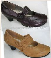 lady's dress shoes in different sizes, customized designs are welcome lady's dress shoes
