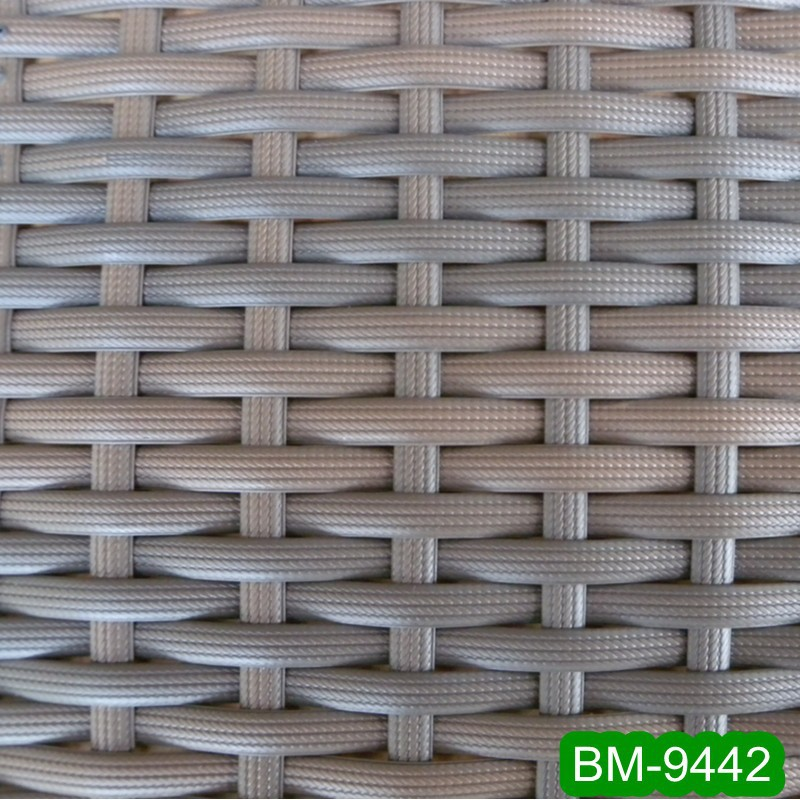 100% HDPE Pest Free Erosion-resisting Non Toxic Resin Braiding Wicker Crafts BM9442
