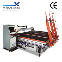 ZXM-C 3725 CNC Automatic Glass Cutting Table used for 3660x2440 mm glass