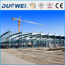 large span steel structure frame