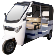 electric passenger 3 wheeler made in china