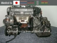 used car engine TOYOTA 5A-FE