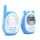 lcd temperature display monitor wireless baby audio monitor digital baby dect phone