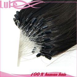 Top Quality Remy Virgin Brazilian Easi Locks Hair Extensions
