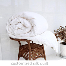 "chinese silk quilts "" silk natural"" used comforters"