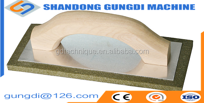 construction concrete grout float/spongy rubber plastering trowel from chinese supplier