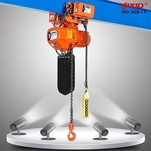 380V 1 Ton Electric Chain Hoist Fixed Electric Chain Hoist Selling Well
