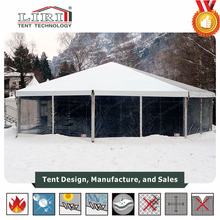 15m Octagonal Party Tent with ABS wall system