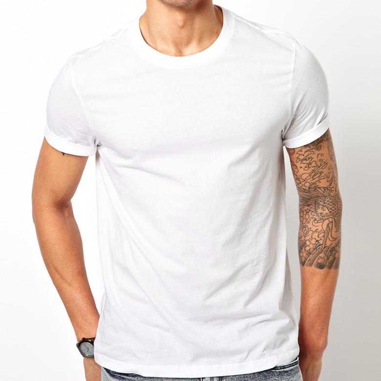 Mens Blank White T Shirt Wholesale - Buy Blank White T Shirt,Blank ...
