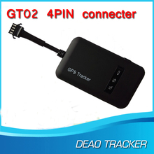 gt02 GPS Vehicle Tracking System vehicle engine disabler