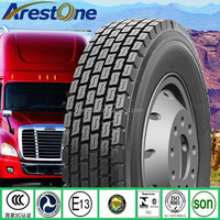 Popular Chinese tyre brand ARESTONE sailun truck tyre from tyre supplier