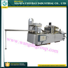 Sophisticated technology paper towel making napkin tissue production machine