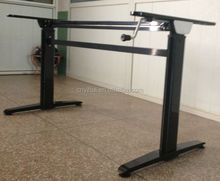 height adjustable metal office table leg