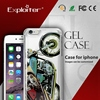 Exploiter diy design cellular phone case for alcatel one touch idol 3
