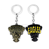 Cape Breton Screaming Eagles Keychain Ice Hockey Group Key Rings For Gift Chaveiro