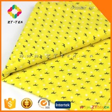 New premium import items 100 cotton plain duck fabric for baby