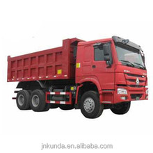 howo 30 ton tipper truck specification with man diesel for sale