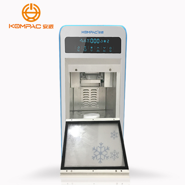 Factory Price automatic shaved ice cream machine snow ice shaving