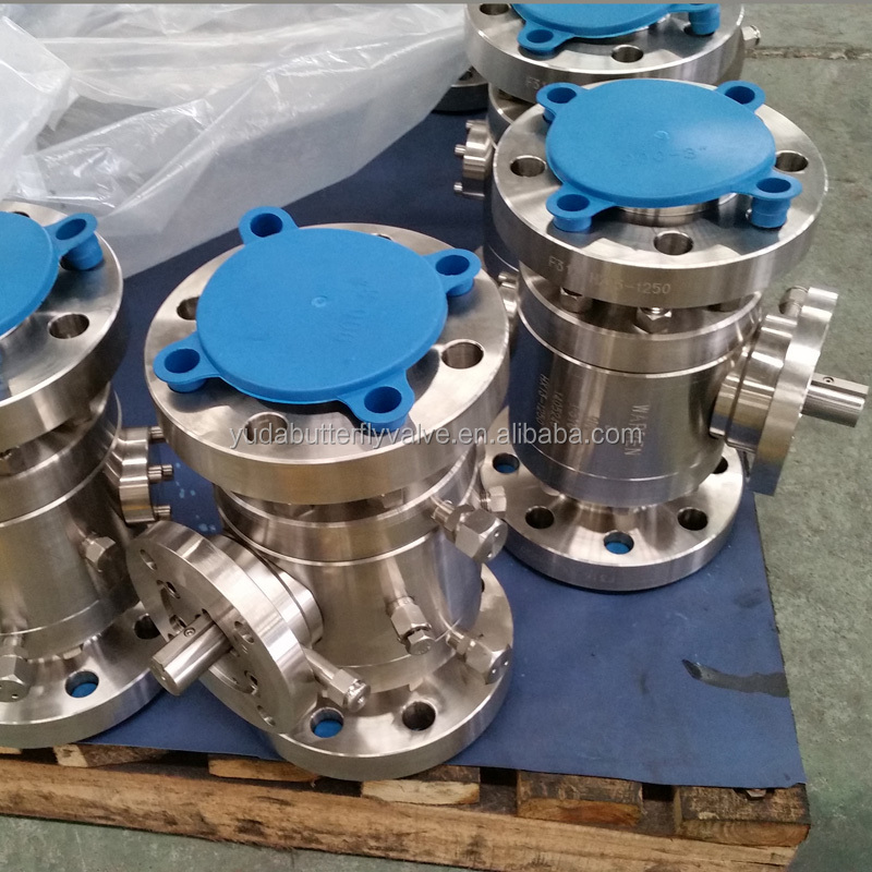 API F316 stainless steel ball valve with grease valve