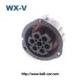 accessories parts auto 14 pin TE housing waterproof connector 206043-1