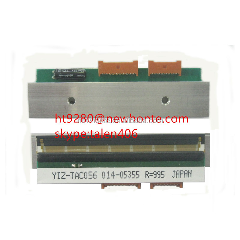 New Original DIGI 80LP / SM80 / SM90 / SM100 / SM110 Thermal Print Head with double Scoket 2 port 18pin