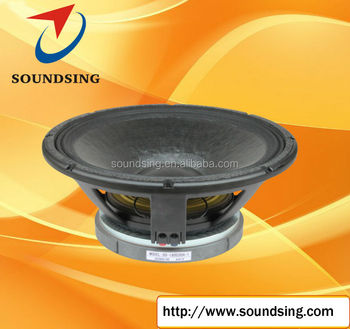 "18"" high quality subwoofer speaker SD-180030A-1"