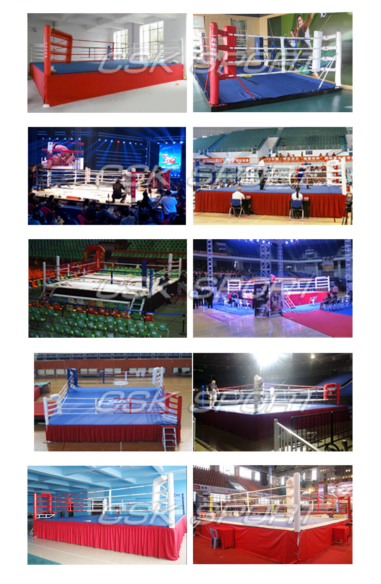 Floor Boxing Ring Club mini Boxing Ring