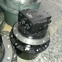 Kayaba hydraulic pump GM06, KYB main pump for GM06, excavator pump spare parts for GM09,04,06,07,18,35,38,40