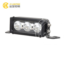 "slim cree led light bar cover 6.4"" 12"" 17"" 28"" 33.5"" 39"" 44"" 50 inch aluminum housing led light bar for offroad,4x4,truck"