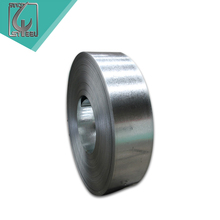 Hot Dipped 6-1250mm Width Galvanized Steel Strip