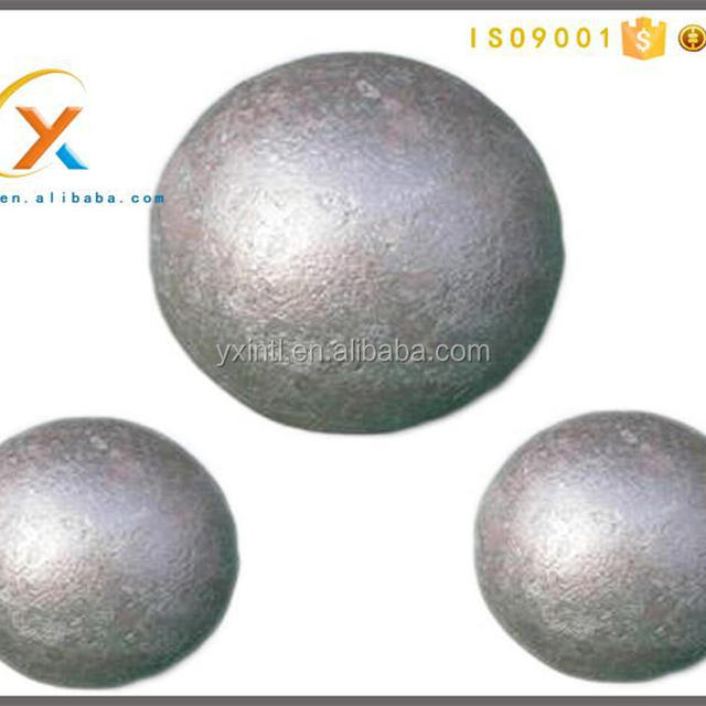 middle chromium alloyed casting cylpebs