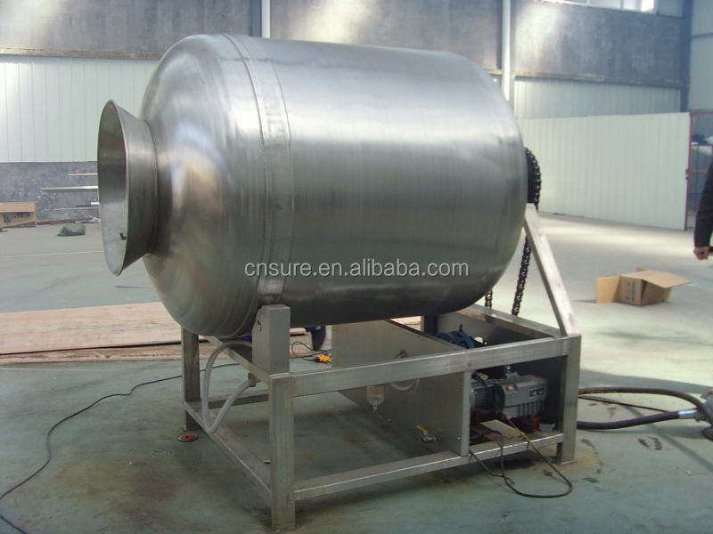 Water Cooled Vacuum Tumbling Machine/Vacuum Tumbler/Rolling and Kneading Machine