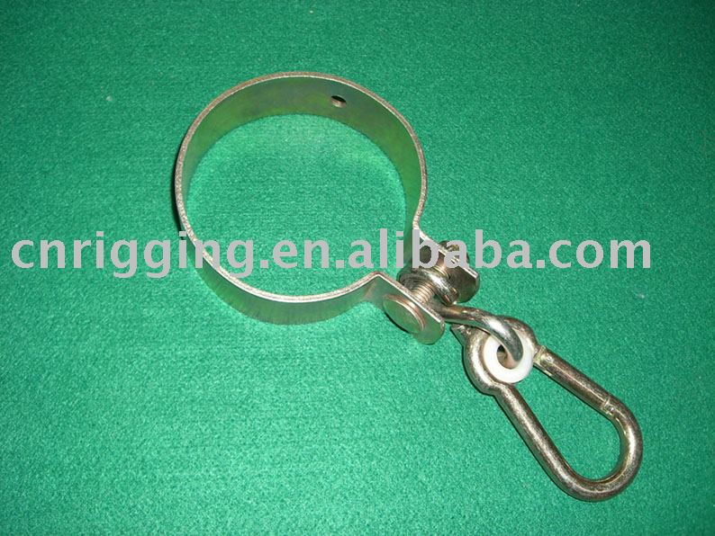 collar hook with snap hook