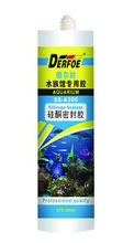 General Use acetic silicone sealant special for aquarium