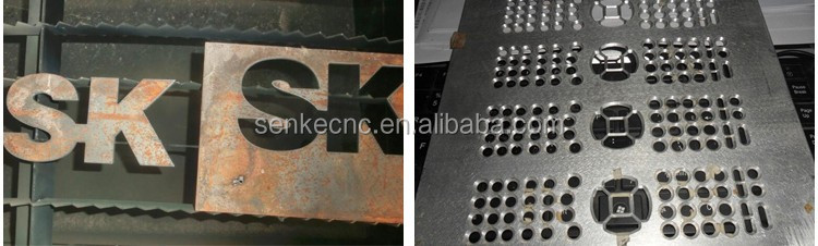 Carbon steel,stainless steel,aluminum etc metal sheet 63A,100A,160A,cnc plasma cutting machine