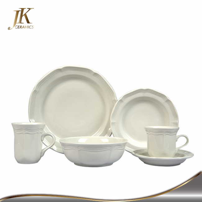 Alibaba white dinnerware sets dinner sets in pakistan