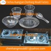 Tableware mould for thin wall plastic food containers