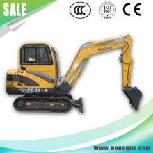 CE Certificate 3.5T Mini hydrualic Crawler Excavators for sale